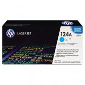 HP 124A Cyan Toner (Original HP)