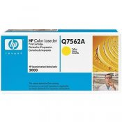 HP 314A (Q7562A) Gul Toner (Original HP)